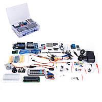 Arduino UNO R3 стартовый набор с блоком питания