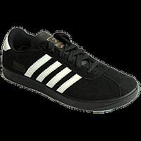 Мужские кроссовки Feader чёрные black 41-46