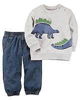 Костюм с динозавром Carter's для мальчика
