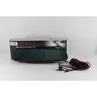 Автомобильный видеорегистратор зеркало с камерой заднего вида DVR 138W, dvr видеорегистратор зеркало