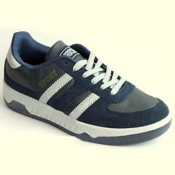 Мужские кроссовки Feader синие dark blue (43-45)