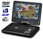 Портативні ДВД плеєри DVD