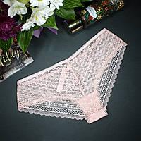 Трусики кружевные Victoria's Secret Lace Bikini Panty.Оригинал из США. Доставка 1-2 дня