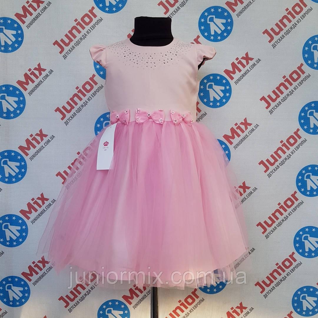 Пишне дитяча сукня для дівчаток оптом DEVA