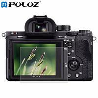 PULUZ 2.5D Curved Edge 9H Прозрачная защитная пленка для поверхностного слоя для Sony RX100 A7M2 A7R