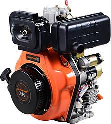 Двигатель дизельный Gerrard G186 (10 лс ) ручной стартер ФОРТЕ