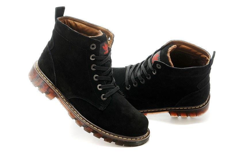 Adidas Ransom Original Boot Black. Кроссовки с мехом. Зимняя обувь. Мужская  обувь. faa4ba02008