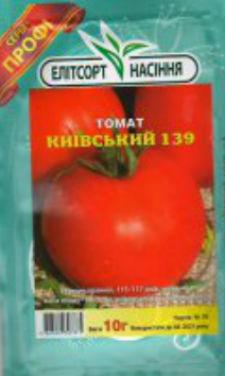 Семена томата Киевский 139 10 г