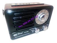 Радио приёмник ретро Pu Xing PX-P12BT, фото 1
