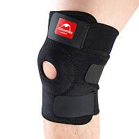 Naturehike Спорт Kneepad Упругие Колено поддержки коленной Brace безопасности гвардии Ремень для бега