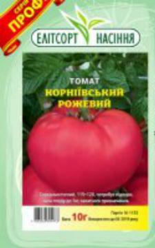 Семена томата Корнеевский розовый  10 г