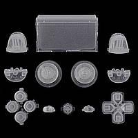 Полный комплект Кнопки Свечение в темных Dpad запасных частях для Sony PS4 Контроллер
