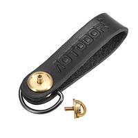AOTDDOR® E2215 Кожаный брелок для ключей Ключевые аксессуары Портативное оборудование EDC 3 цвета