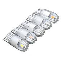 12V T10 168 194 5W LED Лампочки Авто Внутренняя подсветка для чтения Лампа Super Bright