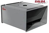 VKSB 600x300-4 L1 прямоугольный канальный вентилятор Salda