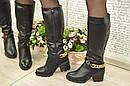 Зимние женские сапоги Размер 41 Топ продаж! Польша , фото 3