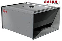 VKSB 700x400-4 L1 прямоугольный канальный вентилятор Salda