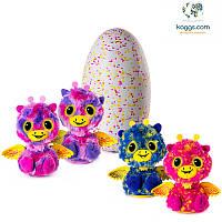 Hatchimals: Двойной сюрприз в яйце(ассортимент # 1 жирафики) SM19110/6037097 SPIN MASTER