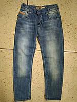 Детские синие джинсы для девочки Barberry London 6лет