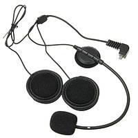 Интерком гарнитура с микрофоном для BT-S2 BT-S1 мотоциклетный шлем Интерком Interphone