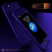 Защитный чехол для iPhone 5 5S синий
