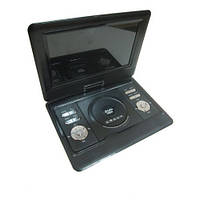Портативный DVD 1589 потолочный, двд плеер, переносной DVD, телевизор портативный