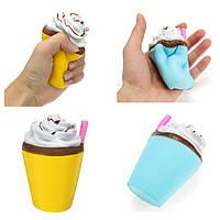 Мороженое Squishy 10 * 6 * 4CM Super Slow Rising Collection Gift Decor Toy