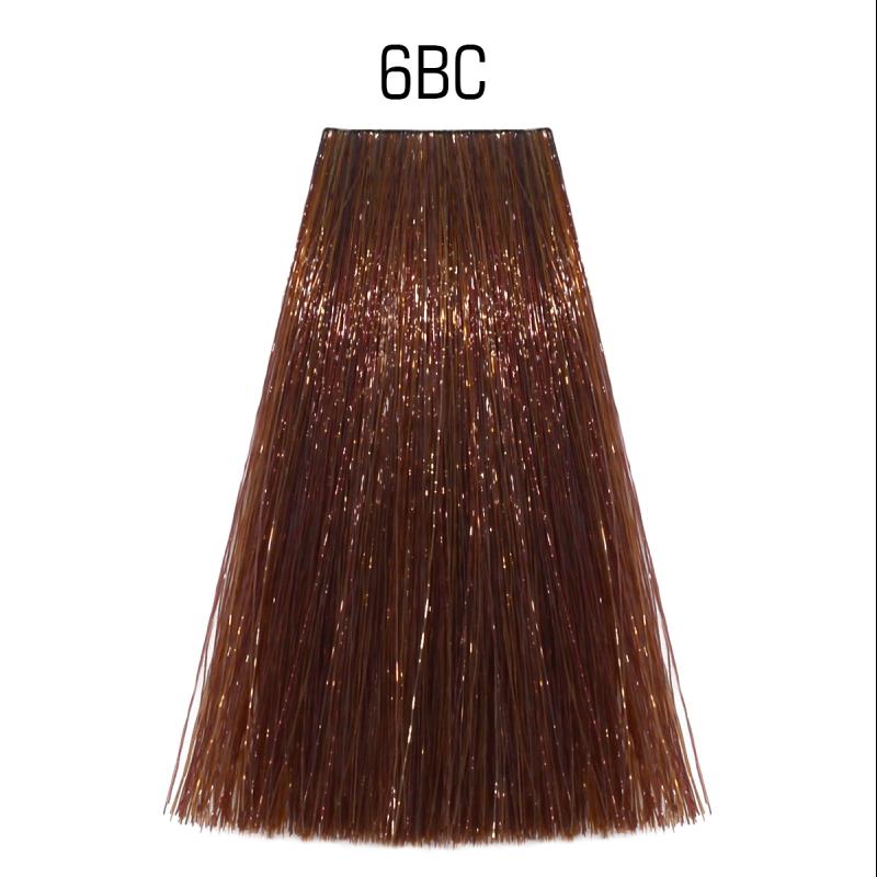 Купить 6Bc (карамельный темный блондин) Стойкая крем-краска для волос Matrix Socolor.beauty, 90 ml, L'Oreal