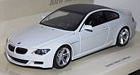 1:43 BMW M6 Coupe