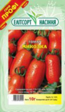 Семена томата Микола 10 г