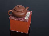 Чайник Фан Гу, глина Цин Шей Ни, 190 мл