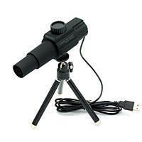 W110 Цифрового Смарт USB 2MP микроскоп камера телескоп с Movement Detection зональной монитора Фотографирование Видеозаписи онлайн трансляция функцие
