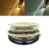 5M высокой яркости SMD3528 1200 Гибкие светодиодные полосы света Rope ленты лампы для домашнего декора партии DC12V