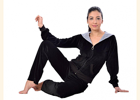 Пижама Arya женская с капюшоном 13300, арт. 1351182