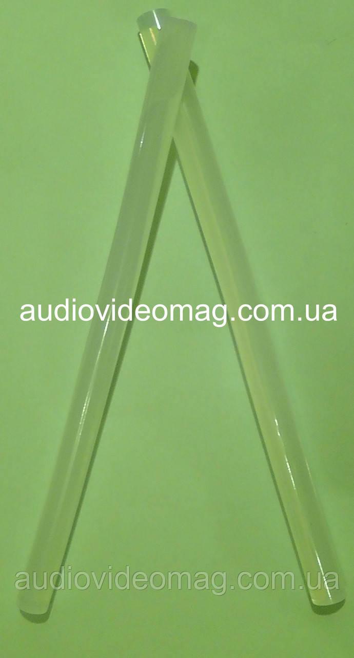 Стержни для клеевого пистолета, диаметр 11,2 мм, длина 20 см, прозрачные