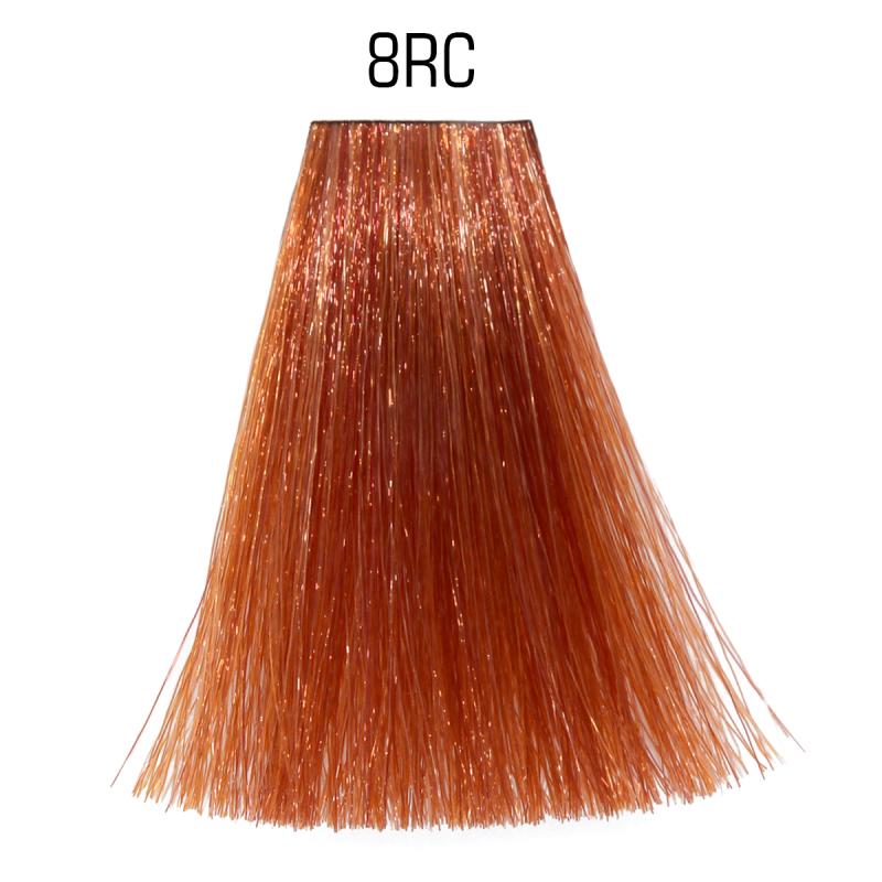 8RC (светлый блондин красно-медный) Стойкая крем-краска для волос Matrix Socolor.beauty,90 ml