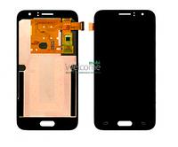 Дисплей Samsung SM-J120 Galaxy J1 black with touchscreen service orig