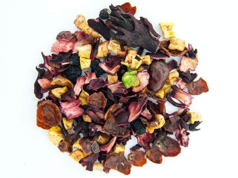 Чай Teahouse Наглый фрукт №600
