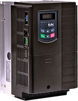 Преобразователь частоты EURA DRIVES E800-0004S2 (0,40кВт/2,5А/1ф 230В)