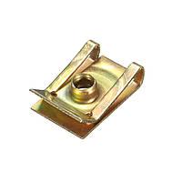 M5 5мм Протектор для монтажа панели Зажим Spire Lug Nut обтекателя Клип Fastener Speed Цинк