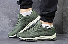 Кроссовки мужские Nike air max 97,зеленые, фото 3