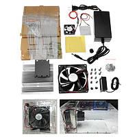 DIY Электронные Refrigeration Kit Micro-холодный холодильник Сохранность 12 теплоотвод с Housing