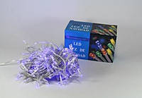 Светодиодная гирлянда LED 200 B (60) (200 светодиодов) цвет синий