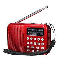 L-065AM LED Цифровой AM / FM Радио Диктофон Динамик USB TF Mp3 Плеер LED Фонарик