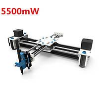 EleksMaker® EleksDraw XY плоттера Pen Drawing робот Лазерная Машина чертежа 5500mW