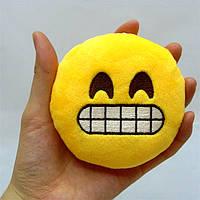 Honana WX-396 4-дюймовых игрушки новизны Emoji подушечка смайлик Мягкой Плюшевые игрушки Ключевой сумка телефон цепь