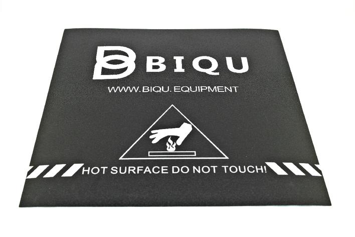 Термоковрик BIQU для 3D принтера (200*200 мм), фото 2