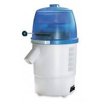 Электрическая  домашняя мельница для помола зерна Hawos Novum, сине-белая