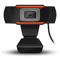A870C USB 2.0 ПК камера 640X480 Видеозапись Веб-камера с микрофоном для ПК для ПК Skype MSN MSN