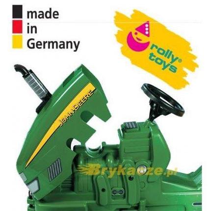Трактор Педальный Deer X Trac Rolly Toys 035632, фото 2